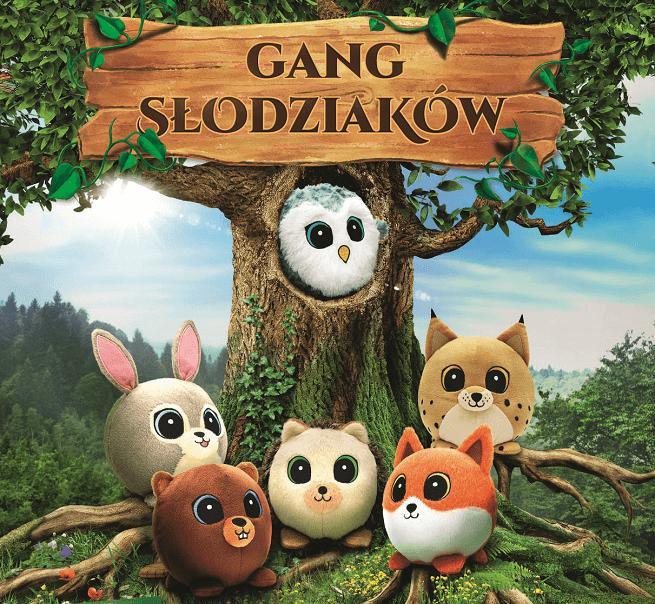 Gang Słodziaków W Biedronce Poznaj Leśnych Przyjaciół