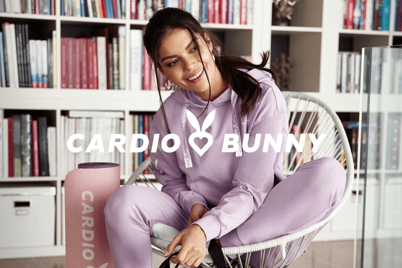 Odzież sportowa Cardio Bunny w Pepco