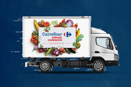 E-grocery Carrefour – zakupy na czas!