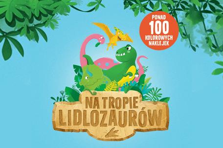 Lidlozaury – nowa akcja dla klientów Lidla