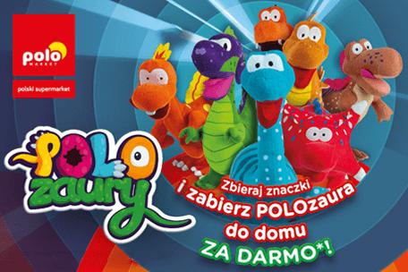 POLOzaury – nowe pluszaki w POLOmarkecie