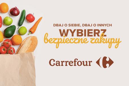 Bezpieczne zakupy w Carrefour – nowe rozwiązania