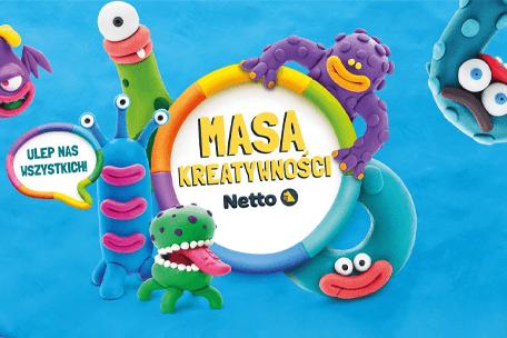 Masa kreatywności z Netto!