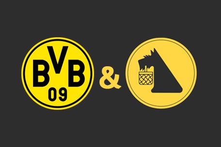 Gadżety piłkarskie w Netto. Na początek Borussia Dortmund!