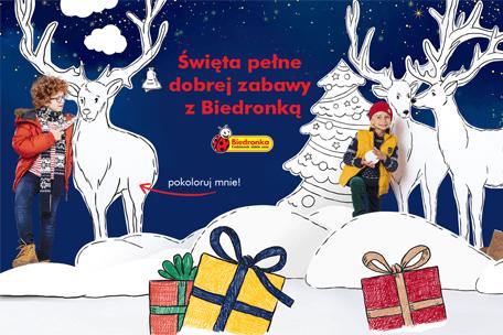 """""""Wielka księga zabawek"""" – moc gwiazdkowych prezentów w Biedronce"""