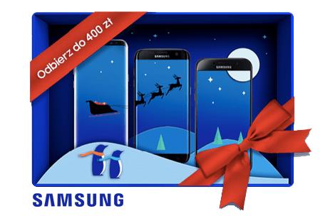 Cashback na telefony Samsung – nawet 400 zł!