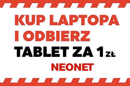 Smartfony, laptopy i konsole – wielka wyprzedaż w Neonet!