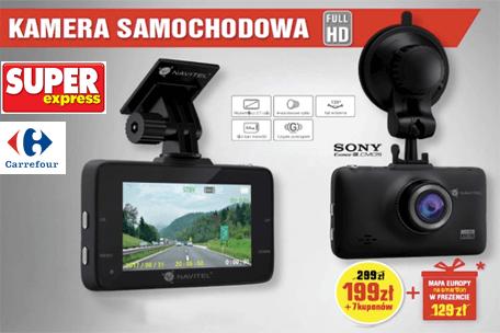 Kamera NAVITEL CR900 w super cenie!