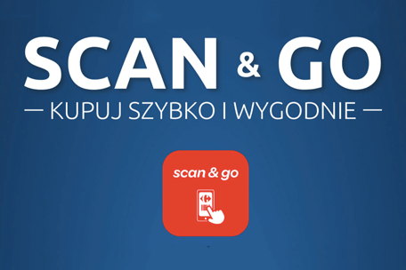 Scan&Go w sklepach Carrefour