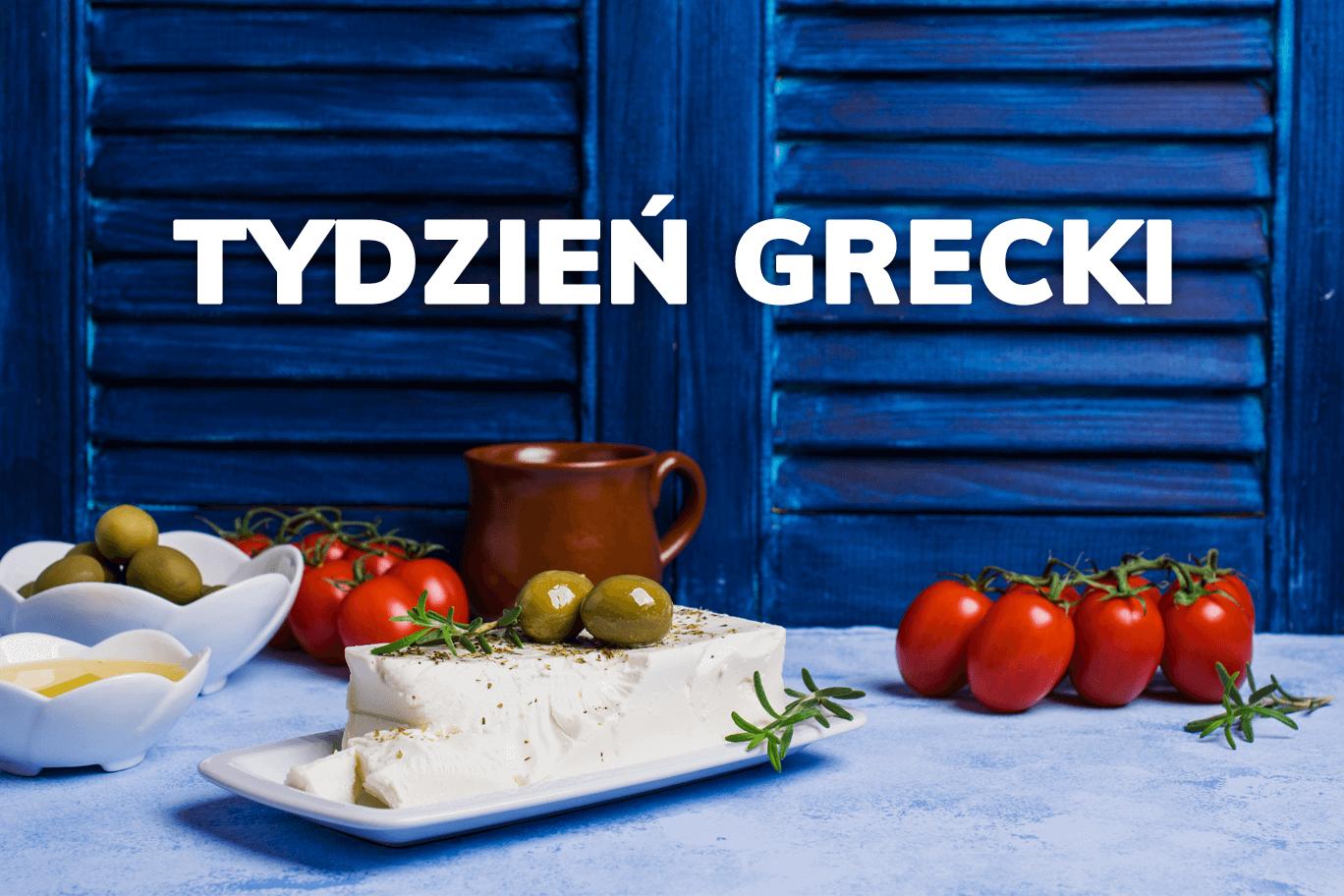 Na Zeusa! Zaczynamy tydzień grecki w Lidlu
